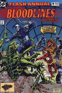 The Flash Annual #6 (1993)