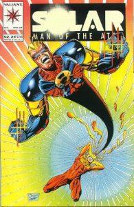 Solar, Man of the Atom #23 (1993)