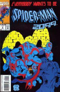 Spider-Man 2099 #9 (1993)