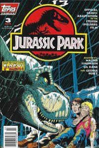 Jurassic Park #3 (1993)