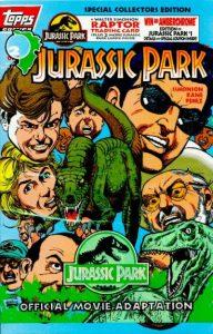 Jurassic Park #2 (1993)