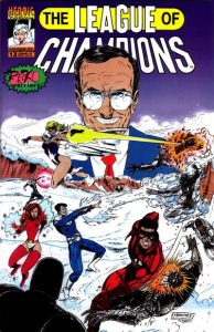 League of Champions #12 (1993)