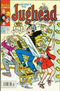 Archie's Pal Jughead Comics #47 (1993)