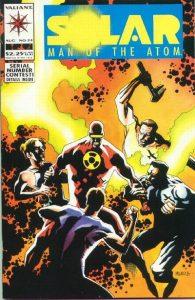 Solar, Man of the Atom #24 (1993)