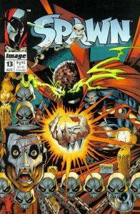 Spawn #13 (1993)