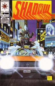 Shadowman #16 (1993)