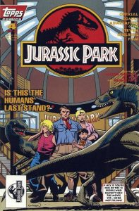 Jurassic Park #4 (1993)