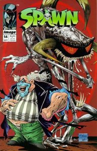 Spawn #14 (1993)