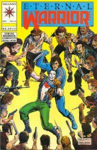 Eternal Warrior #14 (1993)
