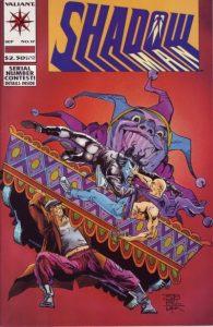 Shadowman #17 (1993)