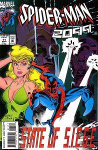 Spider-Man 2099 #11 (1993)