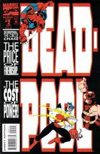Deadpool #2 (1993)