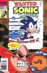Sonic the Hedgehog #2 (1993)