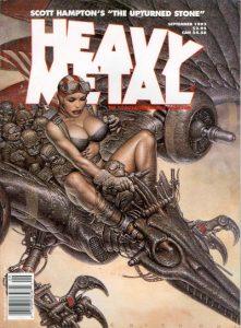Heavy Metal Magazine #146 (1993)