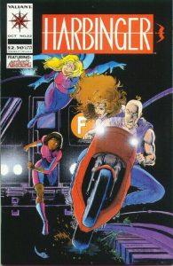 Harbinger #22 (1993)