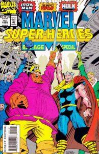 Marvel Super-Heroes #15 (1993)