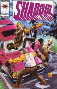 Shadowman #18 (1993)