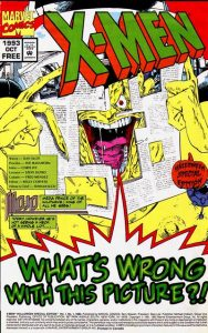 X-Men Halloween Special Edition #1 (1993)