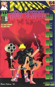 Ninja High School Yearbook #5 (1993)