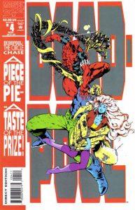 Deadpool #4 (1993)