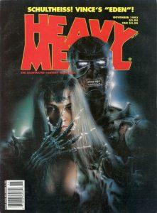 Heavy Metal Magazine #147 (1993)