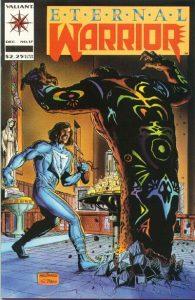 Eternal Warrior #17 (1993)