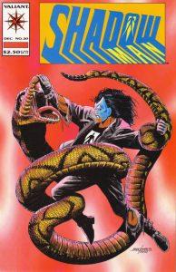 Shadowman #20 (1993)