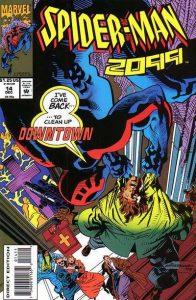 Spider-Man 2099 #14 (1993)