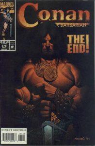 Conan the Barbarian #275 (1993)
