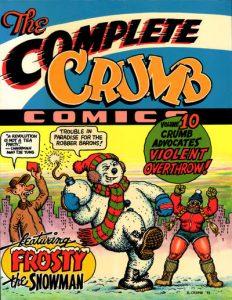 The Complete Crumb Comics #10 (1994)