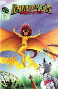 Rhudiprrt, Prince of Fur #8 (1994)