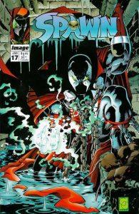 Spawn #17 (1994)