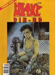 Heavy Metal Special Editions #1 (1994)
