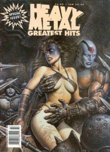 Heavy Metal Special Editions #2 (1994)