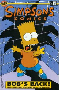 Simpsons Comics #2 (1994)