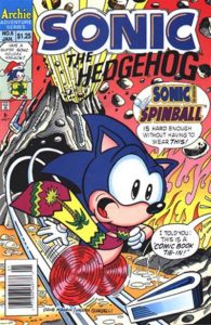 Sonic the Hedgehog #6 (1994)