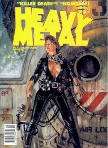 Heavy Metal Magazine #148 (1994)