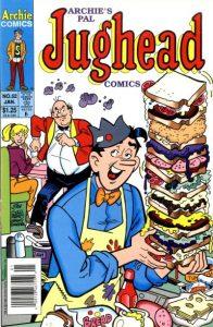 Archie's Pal Jughead Comics #52 (1994)