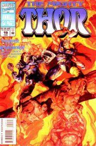 Thor Annual #19 (1994)