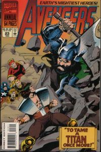 Avengers Annual #23 (1994)