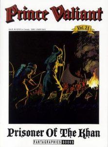 Prince Valiant #21 (1994)