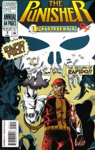 The Punisher Annual #7 (1994)
