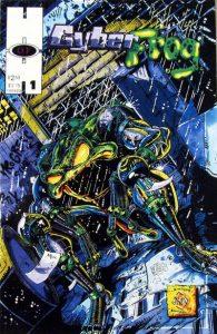Cyberfrog #1 (1994)