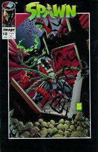 Spawn #18 (1994)