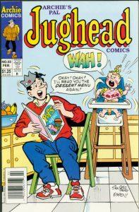 Archie's Pal Jughead Comics #53 (1994)