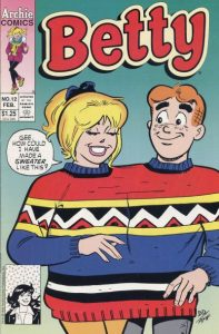 Betty #12 (1994)