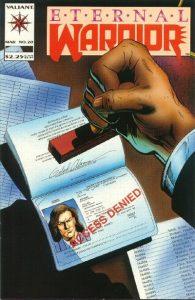 Eternal Warrior #20 (1994)