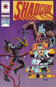Shadowman #23 (1994)