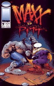 The Maxx #7 (1994)