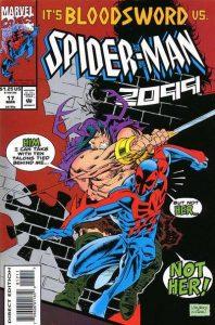 Spider-Man 2099 #17 (1994)